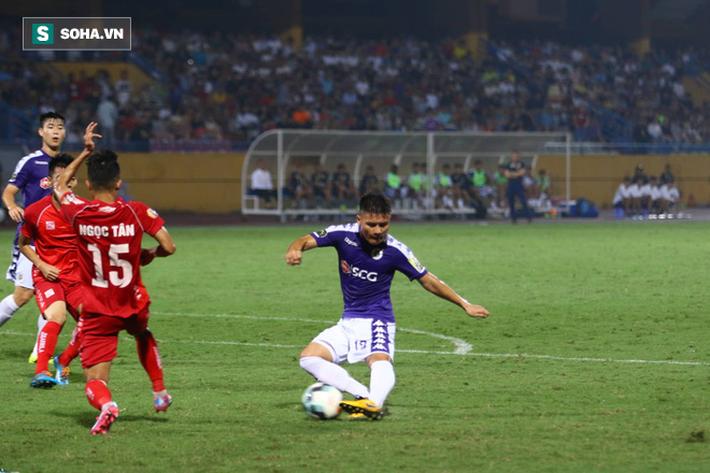 Ngược dòng đầy bản lĩnh, Hà Nội FC đánh bại Hải Phòng trong trận cầu nghẹt thở - Ảnh 3.