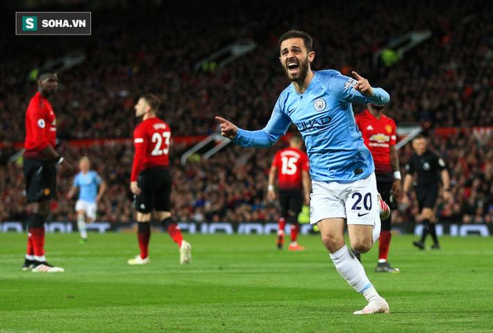 Chú quỷ nhỏ của Sir Alex lắc đầu, Man United hai tay dâng chức vô địch cho Man City - Ảnh 3.