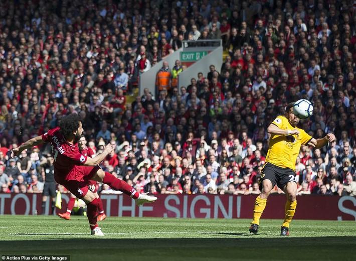 Đằng sau mùa giải lịch sử, Liverpool vẫn gục ngã bởi căn bệnh chưa bao giờ khỏi - Ảnh 1.