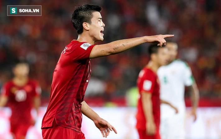 3 cầu thủ HLV Park Hang-seo có thể gọi lên ĐT Việt Nam thay Duy Mạnh - Ảnh 1.