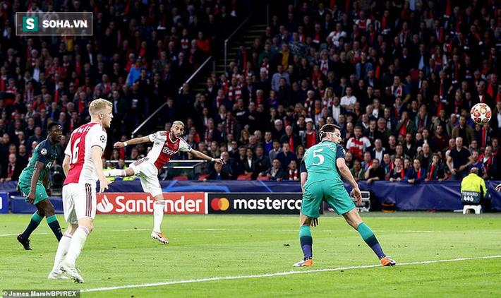 Ngược dòng kỳ vĩ hơn cả Liverpool, Tottenham giật sập Ajax lấy vé vào chung kết - Ảnh 2.