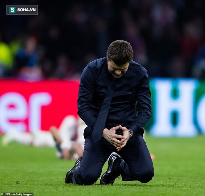 Ngược dòng kỳ vĩ hơn cả Liverpool, Tottenham giật sập Ajax lấy vé vào chung kết - Ảnh 3.