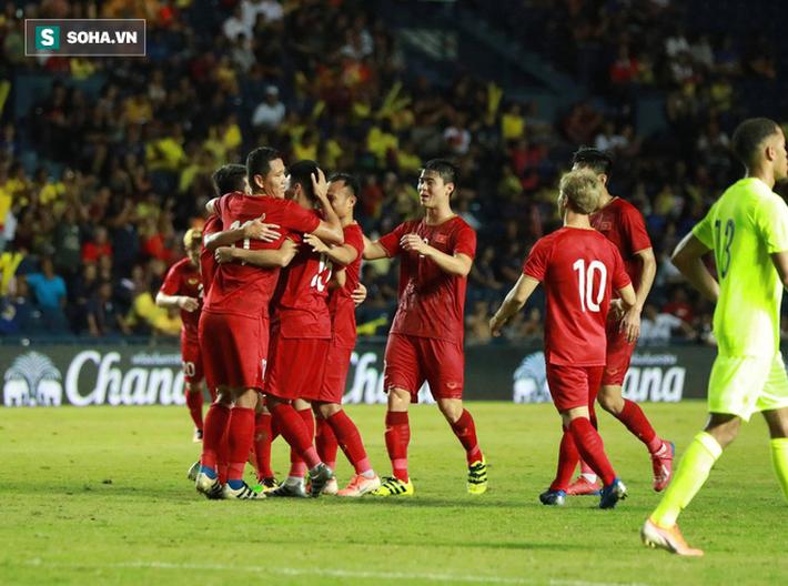 Tránh được 7 cường địch, Việt Nam sẽ tiến xa tại vòng loại World Cup 2022? - Ảnh 1.