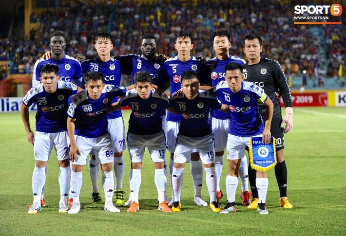 Chẳng phải những ngôi sao, người hùng thầm lặng này mới là nhân tố chính giúp Hà Nội FC làm nên lịch sử tại AFC Cup - Ảnh 1.