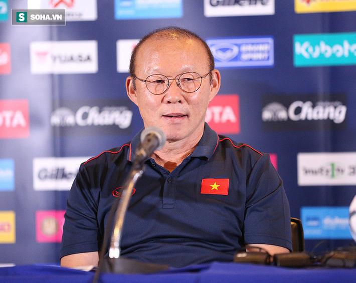HLV Park Hang-seo thanh minh với Thái Lan, tiết lộ tin vui cho Tuấn Anh - Ảnh 2.