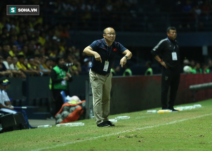 50 sắc thái của HLV Park Hang-seo trong trận thắng Thái Lan - Ảnh 5.