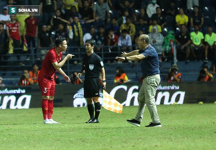50 sắc thái của HLV Park Hang-seo trong trận thắng Thái Lan - Ảnh 2.