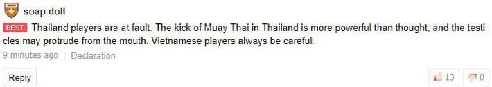 Fan Hàn Quốc rợn người khi chứng kiến cầu thủ Thái Lan vừa đá vừa đánh người, bày tỏ sự lo lắng cho dàn sao Việt Nam - Ảnh 3.