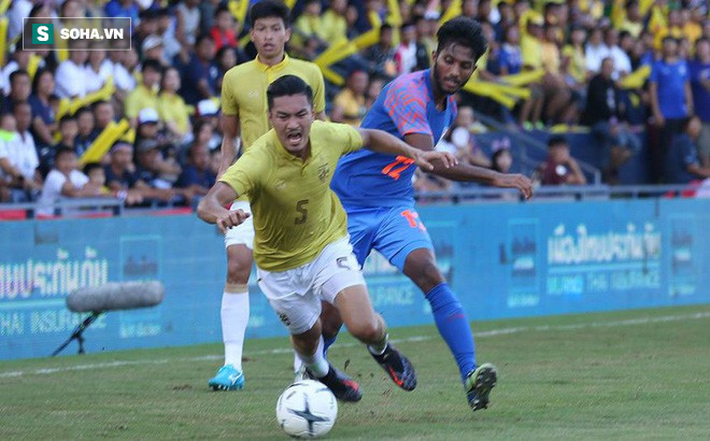 """""""Chết đứng"""" trước Ấn Độ, Thái Lan khép lại King's Cup trong tột cùng tê tái - Ảnh 1."""