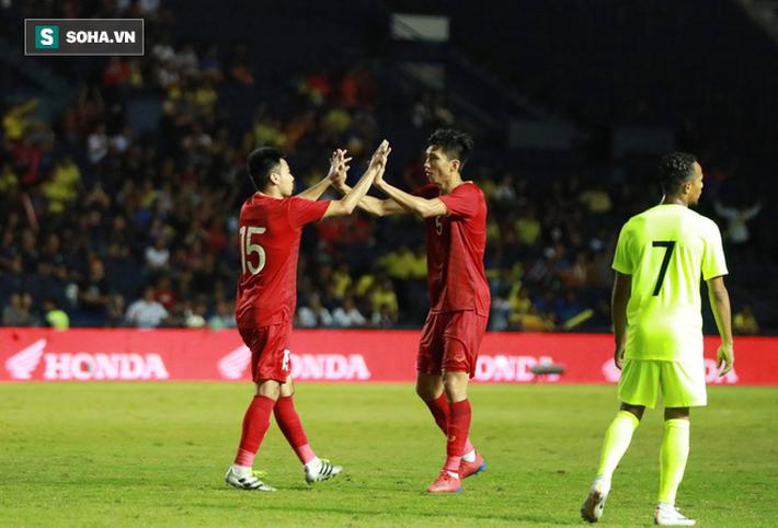 Bàn thắng trăm triệu của Đức Huy giúp Việt Nam có lợi thế lớn ở vòng loại World Cup 2022 - Ảnh 2.