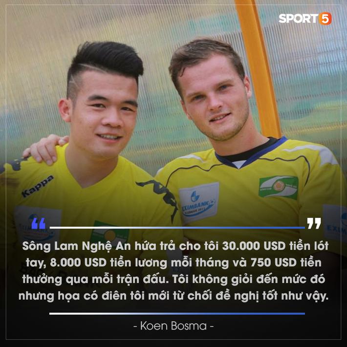 Những chuyện chưa kể tại V.League: Túi tiền 700 triệu, điều khoản cấm làm tình cùng câu chuyện bị đì vì HLV vòi tiền - Ảnh 4.
