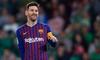 """""""Dạo chơi"""" cũng có hat-trick, Messi đưa Barca tiến gần ngôi vô địch"""