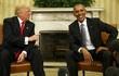 Trump nói đang làm quen và 'thực sự thích' Obama