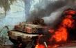 IS dùng tên lửa chống tăng của Nga để bắn hạ xe tăng Mỹ: Cháy đượm như bó đuốc!