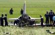 Người bị thương trong vụ rơi máy bay quân sự kể lại phút suýt chết
