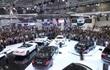 Thị trường ô tô 11 tháng vượt cả năm 2015