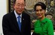 Myanmar khai mạc hội nghị đàm phán hòa bình lịch sử