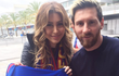 Messi khiến nữ ca sỹ xinh đẹp phát cuồng