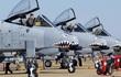 """Không quân Mỹ thiếu tiền cho tham vọng """"cảnh sát thế giới"""""""