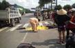 Va chạm xe bồn, nam thanh niên bị cán tử vong thương tâm