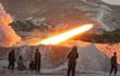 Liên quân Nga-Syria tấn công khốc liệt: IS đáp trả bằng pháo phản lực Grad từ nước ngoài