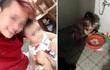 Chồng lặng người ôm con 6 tháng tuổi nhìn vợ bỏ theo nhân tình