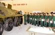 Thống nhất nghiệp vụ công tác kỹ thuật tăng - thiết giáp và tên lửa - khí tài đặc chủng toàn quân