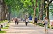 Hà Nội tổ chức giao thông ở phố đi bộ quanh hồ Hoàn Kiếm từ 1/9
