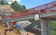 Đà Nẵng: Sập dầm cầu thuộc dự án đường cao tốc