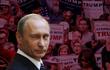 """Washington Post cáo buộc: Putin muốn lợi dụng Trump kích động """"Cách mạng màu"""" ở Mỹ"""