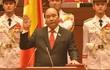 Với 485/489 phiếu bầu, ông Nguyễn Xuân Phúc tái đắc cử chức danh Thủ tướng Chính phủ