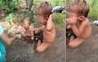 Người đăng clip thanh niên bóp cổ, kẹp đầu ngón tay, dùng súng điện hành hạ trẻ em dã man lên tiếng