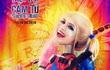 Andrea sexy hóa thân thành Harley Quinn của Biệt Đội Cảm Tử