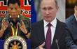 Trung Quốc ủng hộ cuộc chiến chống ma túy của Philippines