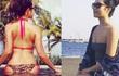 Em gái siêu mẫu Hà Anh nóng bỏng không kém gì chị gái