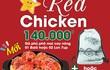 """Đi săn """"Red Chicken"""" – Món gà """"hot"""" của mùa Giáng Sinh"""