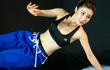 Diễm My 9x đẹp hút hồn trên sàn tập nhu thuật Brazil cùng võ sỹ Nhật Bản