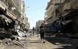 Liên quân Mỹ không kích điên cuồng vào trường học ở Mosul?