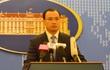 Phản đối quan chức Đài Loan xâm phạm chủ quyền Việt Nam