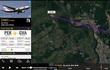 Máy bay Trung Quốc trên thành phố mật của Nga