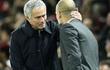 """""""Chiến tích"""" khó ngờ của Mourinho trước Pep Guardiola"""