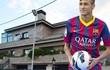Neymar vung tiền mua biệt thự ở quê nhà Brazil