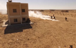 Nín thở theo dõi lính dù Nga tập trận trên sa mạc châu Phi