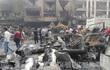 Đánh bom ở Afghanistan, gần 200 người thương vong