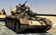 Xe tăng T-55 quân đội Syria trúng tên lửa TOW vẫn chạy bình thường