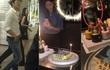 Lưu Diệc Phi đón sinh nhật bên Song Seung Hun trên du thuyền