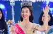 Tân Hoa hậu VN khóa tài khoản Facebook sau khi đăng quang