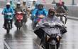 Cảnh báo mưa dông ở khu vực Hà Nội