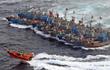 Khắp thế giới, chỗ nào xâm nhập, đánh bắt trộm được là tàu cá Trung Quốc kéo đến nhung nhúc
