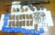Nghệ An: Bắt đối tượng có vũ khí nóng, thu giữ 2.600 viên ma túy tổng hợp
